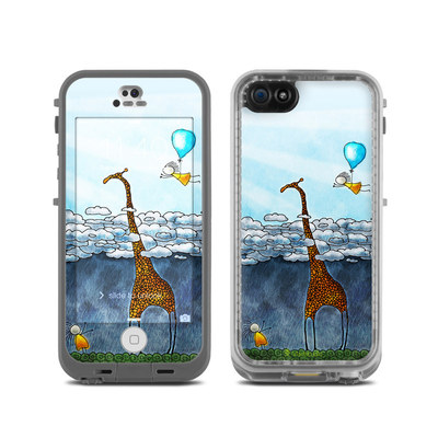 LifeProof iPhone 5C Fre Case Skin - Above The Clouds