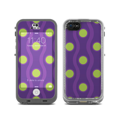 LifeProof iPhone 5C Fre Case Skin - Atomic