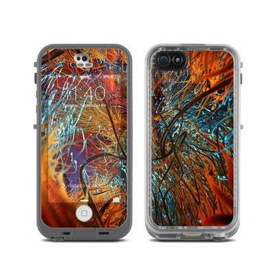 Lifeproof iPhone 5C Fre Case Skin - Axonal