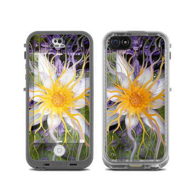 LifeProof iPhone 5C Fre Case Skin - Bali Dream Flower