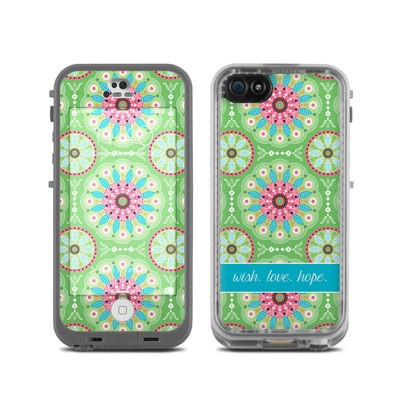 LifeProof iPhone 5C Fre Case Skin - Boho