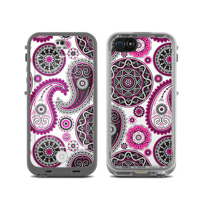 LifeProof iPhone 5C Fre Case Skin - Boho Girl Paisley