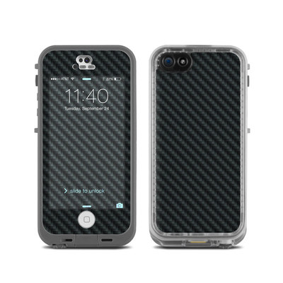LifeProof iPhone 5C Fre Case Skin - Carbon