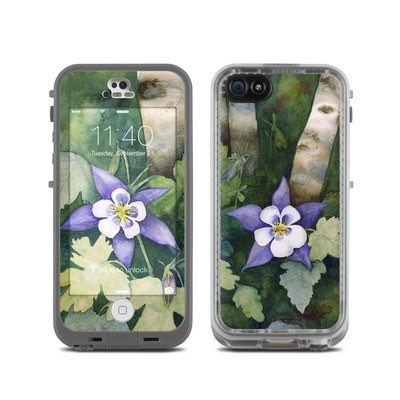 LifeProof iPhone 5C Fre Case Skin - Colorado Columbines