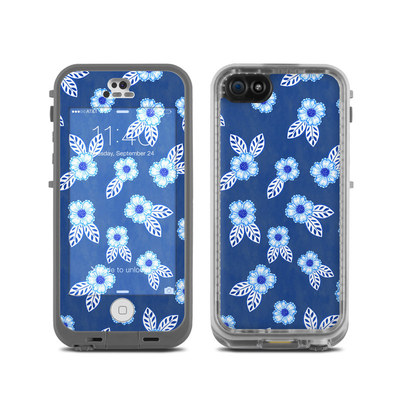 LifeProof iPhone 5C Fre Case Skin - China Blue