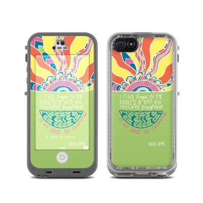 Lifeproof iPhone 5C Fre Case Skin - Dalai Lama