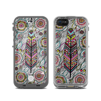 LifeProof iPhone 5C Fre Case Skin - Dream Feather