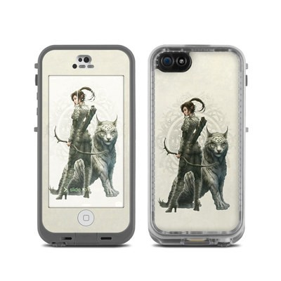 Lifeproof iPhone 5C Fre Case Skin - Half Elf Girl