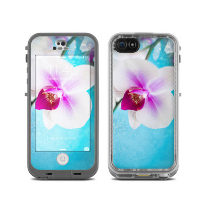 LifeProof iPhone 5C Fre Case Skin - Eva's Flower