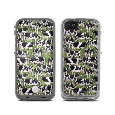 Lifeproof iPhone 5C Fre Case Skin - Farm Cows