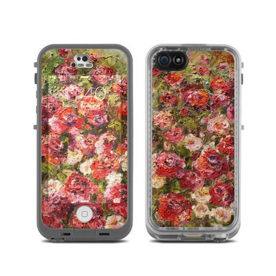 LifeProof iPhone 5C Fre Case Skin - Fleurs Sauvages