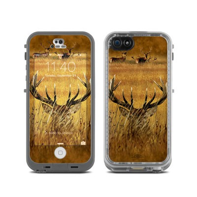 LifeProof iPhone 5C Fre Case Skin - Hiding Buck