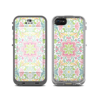 LifeProof iPhone 5C Fre Case Skin - Honeysuckle