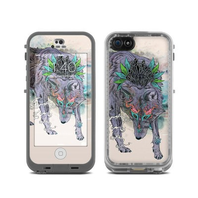 LifeProof iPhone 5C Fre Case Skin - Journeying Spirit