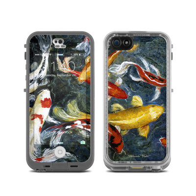 LifeProof iPhone 5C Fre Case Skin - Koi's Happiness