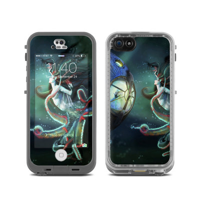 LifeProof iPhone 5C Fre Case Skin - 20000 Leagues