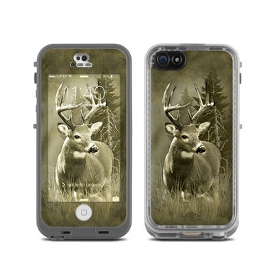 LifeProof iPhone 5C Fre Case Skin - Lone Buck