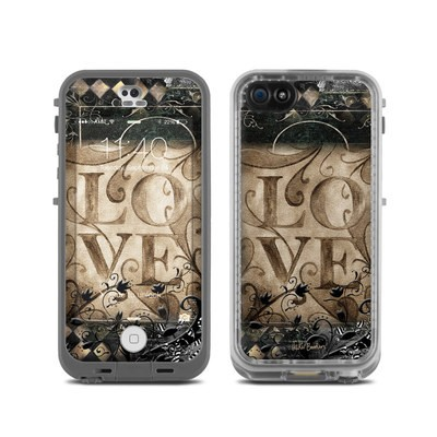 LifeProof iPhone 5C Fre Case Skin - Love's Embrace