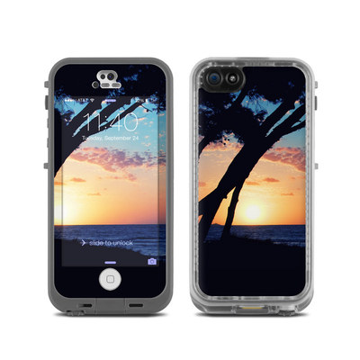 LifeProof iPhone 5C Fre Case Skin - Mallorca Sunrise