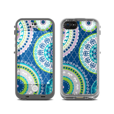 LifeProof iPhone 5C Fre Case Skin - Medallions