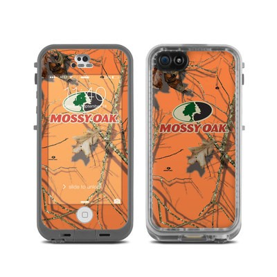 LifeProof iPhone 5C Fre Case Skin - Break-Up Lifestyles Autumn