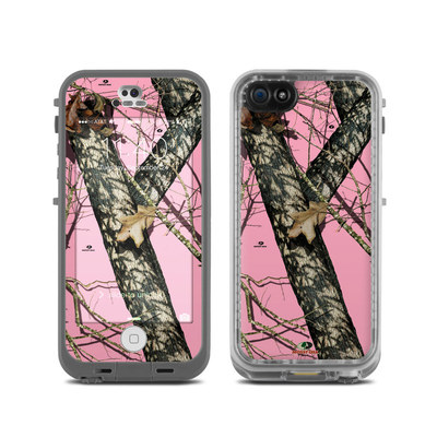 LifeProof iPhone 5C Fre Case Skin - Break-Up Pink