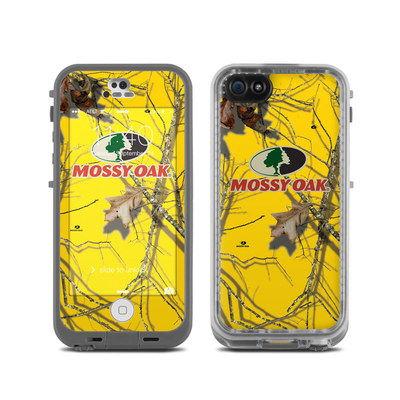 LifeProof iPhone 5C Fre Case Skin - Break-Up Lifestyles Cornstalk