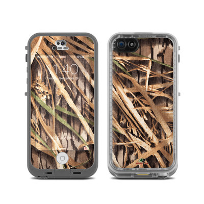 LifeProof iPhone 5C Fre Case Skin - Shadow Grass