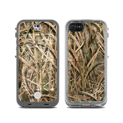 LifeProof iPhone 5C Fre Case Skin - Shadow Grass Blades
