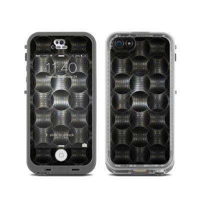 LifeProof iPhone 5C Fre Case Skin - Metallic Weave