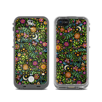 LifeProof iPhone 5C Fre Case Skin - Nature Ditzy