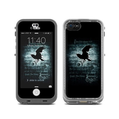 Lifeproof iPhone 5C Fre Case Skin - Nevermore