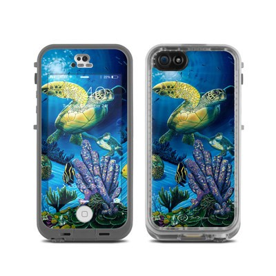 Lifeproof iPhone 5C Fre Case Skin - Ocean Fest