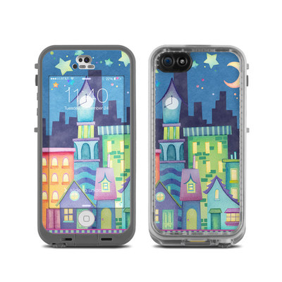 LifeProof iPhone 5C Fre Case Skin - Our Town