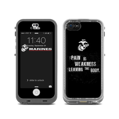 LifeProof iPhone 5C Fre Case Skin - Pain
