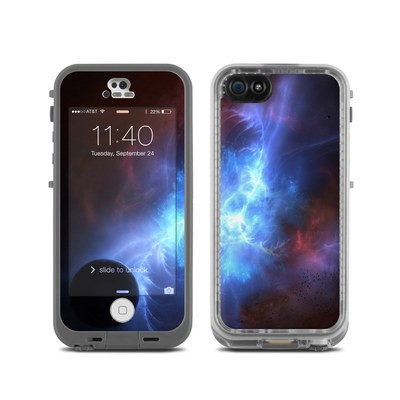 LifeProof iPhone 5C Fre Case Skin - Pulsar