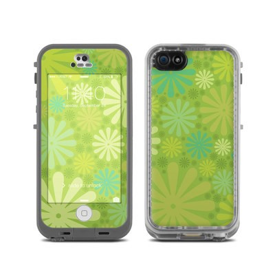 Lifeproof iPhone 5C Fre Case Skin - Lime Punch