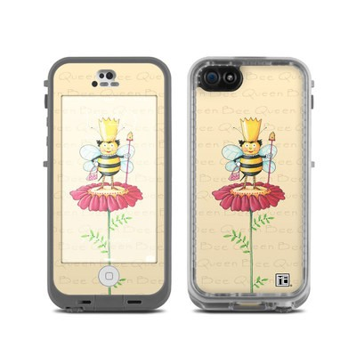 Lifeproof iPhone 5C Fre Case Skin - Queen Bee