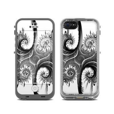 LifeProof iPhone 5C Fre Case Skin - Rorschach