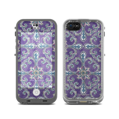 LifeProof iPhone 5C Fre Case Skin - Royal Crown