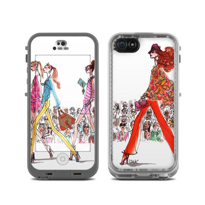 LifeProof iPhone 5C Fre Case Skin - Runway Runway