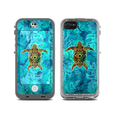 LifeProof iPhone 5C Fre Case Skin - Sacred Honu