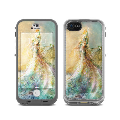 LifeProof iPhone 5C Fre Case Skin - The Shell Maiden