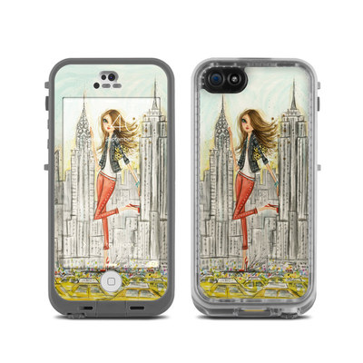 LifeProof iPhone 5C Fre Case Skin - The Sights New York