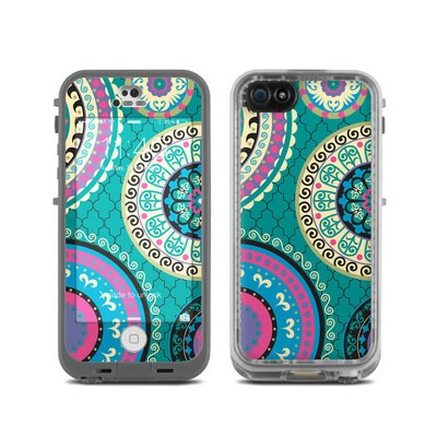 Lifeproof iPhone 5C Fre Case Skin - Silk Road