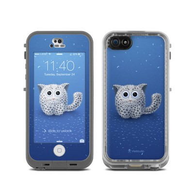 Lifeproof iPhone 5C Fre Case Skin - Snow Leopard