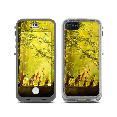 LifeProof iPhone 5C Fre Case Skin - Secret Parade