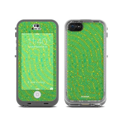 Lifeproof iPhone 5C Fre Case Skin - Speckle Contours
