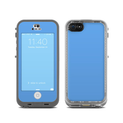 LifeProof iPhone 5C Fre Case Skin - Solid State Blue