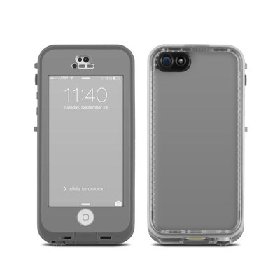 LifeProof iPhone 5C Fre Case Skin - Solid State Grey